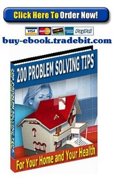 Pay for 200 Problem Solving Tips