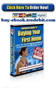 Pay for Definitive Guide To Buying Your First Home