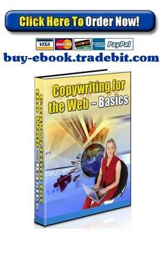 Pay for Copywriting For the Web