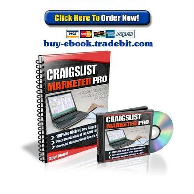 Pay for Craigslist Marketer Pro