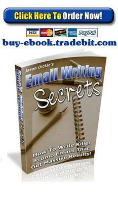 Pay for Email Writing Secrets
