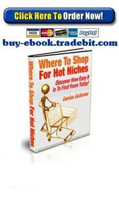 Pay for Where To Shop For Hot Niches