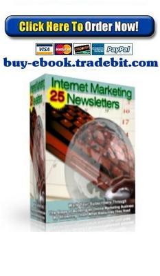 Pay for Internet Marketing Newsletter