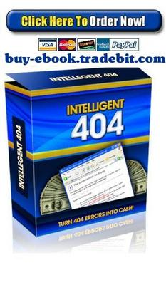 Pay for Intelligent 404