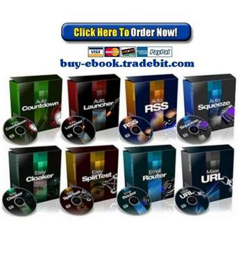 Pay for 8 BRAND NEW Internet Marketing Scripts