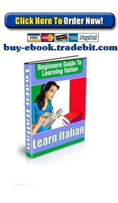 Pay for Beginners Guide to Learning Italian