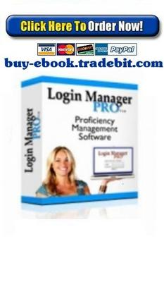 Pay for Login Manager Pro