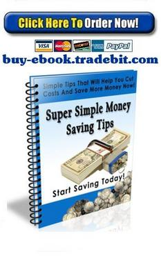 Pay for Super Simple Money Tips