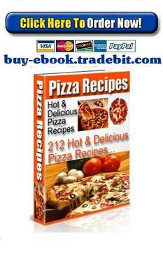 Pay for Hot & Delicious Pizza Recipes