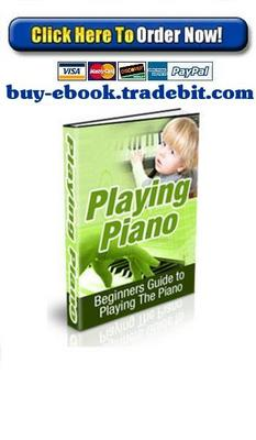 Pay for Beginners Guide to Playing The Piano