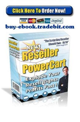 Pay for Reseller Power Cart