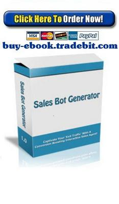 Pay for Sales Bot Generator