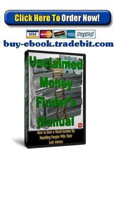 Pay for Unclaimed Money Finder