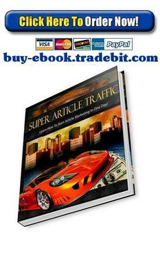 Pay for Super Article Traffic