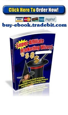 Pay for Supreme Affiliate Marketing Wizard