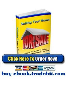 Pay for Selling Your Home