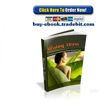 Pay for Beating Stress