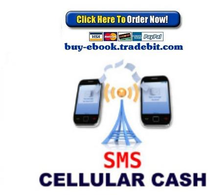 Pay for SMS Cellular Cash