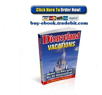 Pay for Disneyland Vacation
