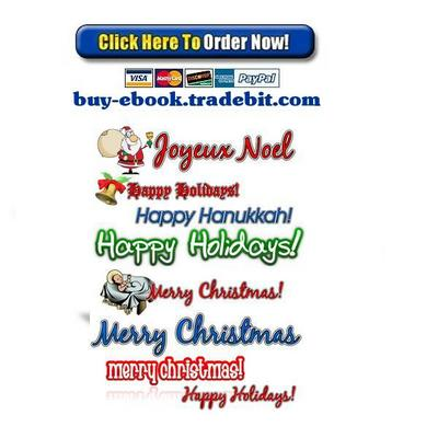 Pay for Holiday Clipart Collection