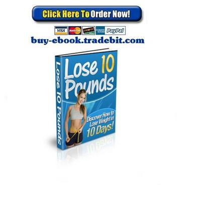 Pay for Lose 10 Pounds - How To Lose Weight In 10 Days