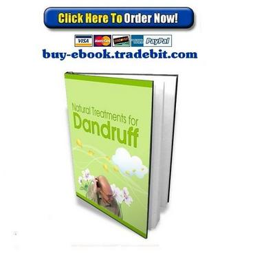 Pay for Natural Treatments for Dandruff