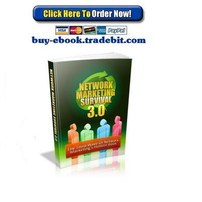 Pay for Network Marketing Survival 3.0
