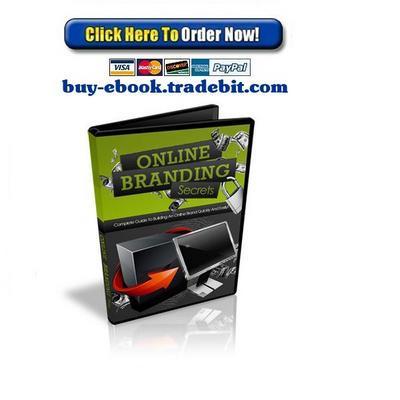 Pay for Online Branding Secrets
