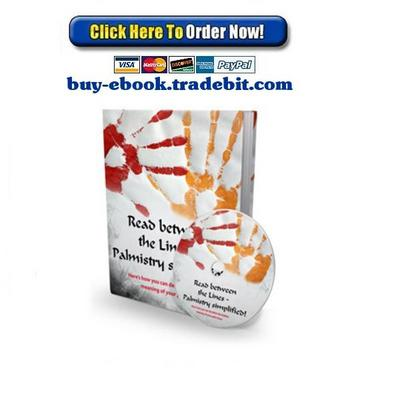 Pay for Read between the lines - Palmistry simplified