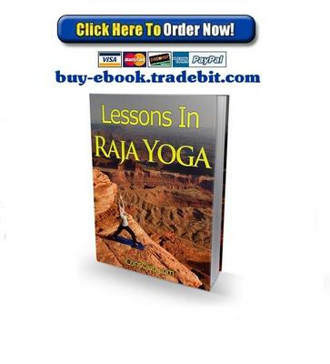 Pay for Lessons in Raja Yoga