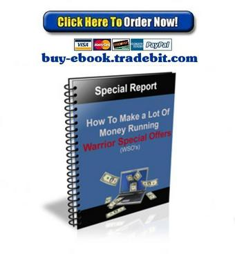 Pay for How To Make A Lot Of Money Running Warrior Special Offers