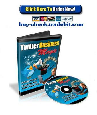 Pay for Twitter Business Magic