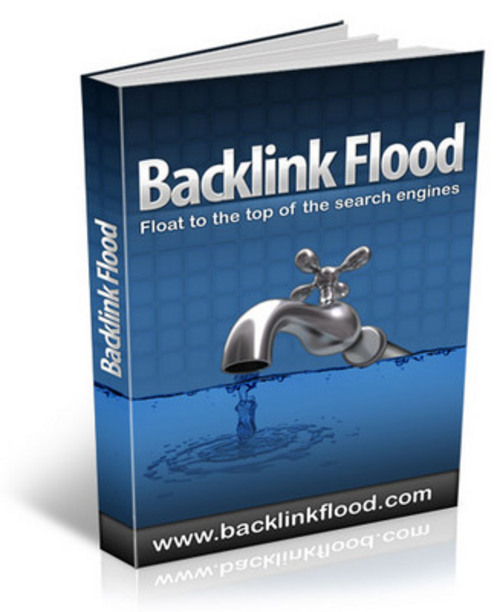 Pay for Backlink Flood Includes Resell Rights