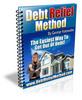 Thumbnail Debt Reduction, Debt Relief Method eBook
