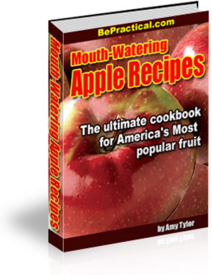 Pay for  Apple Dishes, Mouth-Watering Apple Recipes eBook