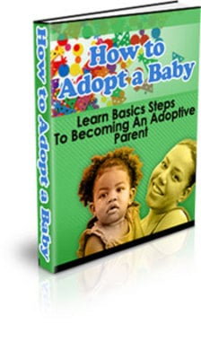 Pay for  Baby Adoption, How to Adopt a Baby eBook