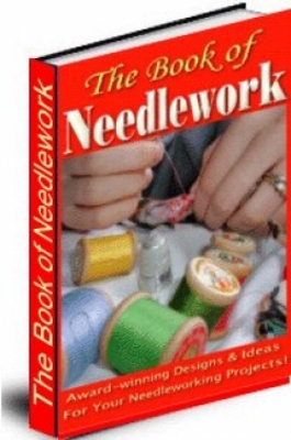 Pay for Needlework, The Book of Needlework eBook