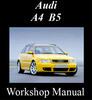 Thumbnail AUDI A4 B5 1995-2001 WORKSHOP REPAIR MANUAL