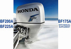 Thumbnail HONDA OUTBOARD ENGINE BF200A BF225A SERIES WORKSHOP MANUAL