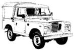 Thumbnail LAND ROVER SERIES 3 1971-1985 WORKSHOP SERVICE REPAIR MANUAL