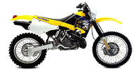 Thumbnail SUZUKI RM250 RMX250 RM & RMX 250 BIKE WORKSHOP REPAIR MANUAL