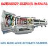 Thumbnail VN VR VS VT VX VY 4L60E 4L30E AUTO GEARBOX REPAIR MANUAL