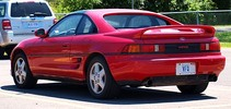 Thumbnail TOYOTA MR2 MKII 1989-1999 WORKSHOP SERVICE REPAIR MANUAL