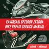 Thumbnail KAWASAKI GPZ900 R ZX900 A BIKE REPAIR SERVICE MANUAL