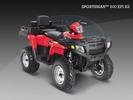 Thumbnail POLARIS SPORTSMAN 500 X2 500 EFI 2007 ONWARD ATV WORKSHOP SE
