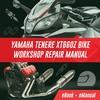 Thumbnail YAMAHA TENERE XT660Z BIKE WORKSHOP SERVICE REPAIR MANUAL