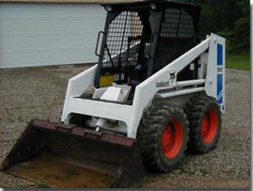 pay for bobcat 741 742 742b 743 743b 743ds loader workshop manual