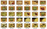 Thumbnail Fruit Stock Photos