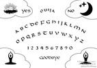 Thumbnail Ouija Board Pyrography Stencil