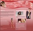 Thumbnail Flash Fashion Web Template